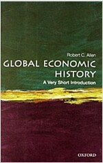 Global Economic History: A Very Short Introduction (Paperback)