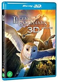 [3D 블루레이] 가디언의 전설 (2disc: 3D+2D)