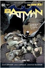 (뉴 52) 배트맨 Vol.1 : 올빼미 법정