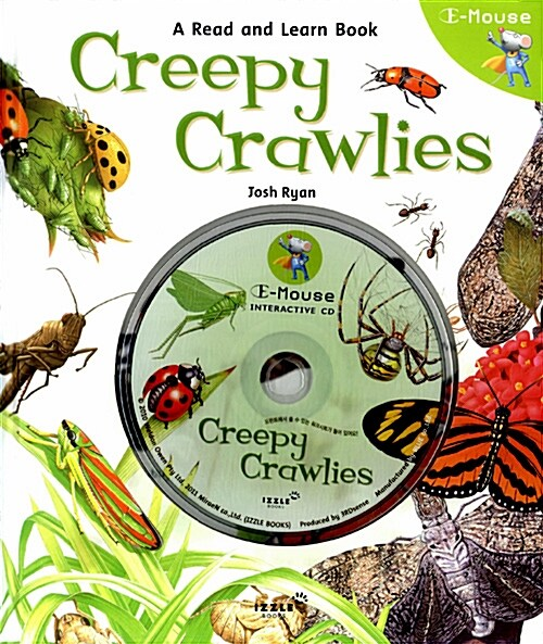 A Read and Learn Book : Creepy Crawlies