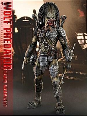 [Hot Toys] 에이리언 VS. 프레데터 울프 프레데터 MMS443 1/6th scale Wolf Predator (Heavy Weaponry) Collectible Figure