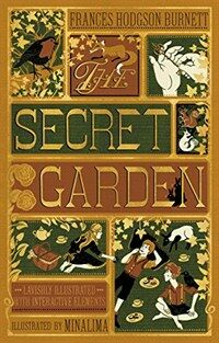 The Secret Garden (Illustrated with Interactive Elements) (Hardcover)
