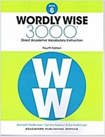 Wordly Wise 3000: Book 06 (4/E) (Paperback, 4th, Student)