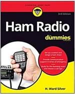 Ham Radio for Dummies (Paperback, 3)