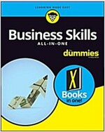 Business Skills All-in-one for Dummies (Paperback)
