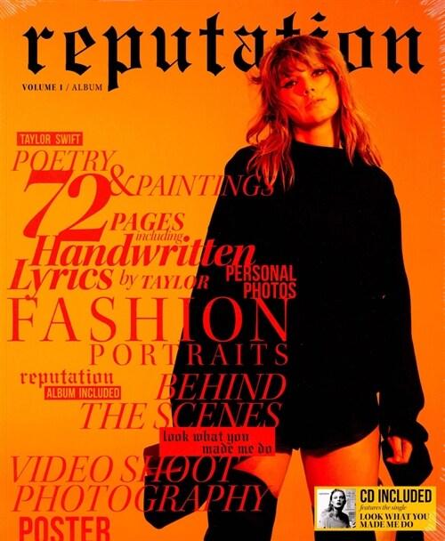 [수입] Taylor Swift - 6집 reputation [Special Edition Vol.1]