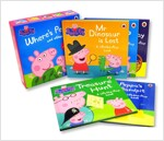 Peppa Pig Lift The Flap Collection (Hardcover 5권)