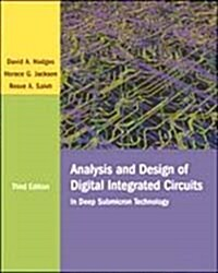 Analysis and Design of Digital Integrated Circuits (Paperback)