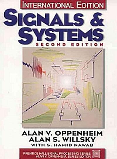 [중고] Signals and Systems (Paperback)