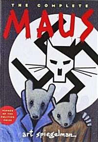 [중고] The Complete Maus (Paperback)