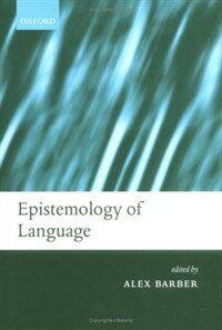 Epistemology of language