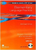 Language Practice Elementary Student's Book -key Pack 3rd Edition (Package)