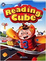 Reading Cube 3: Student Book + CD