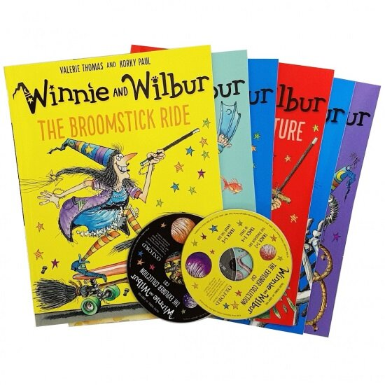 Winnie and Wilbur: The Explorer Collection (Package)