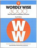 Wordly Wise 3000: Book 07 (4/E) (Paperback, 4th, Student)
