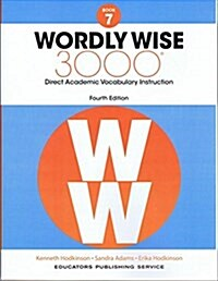 Wordly Wise 3000 Book 7 (Paperback, 4th Edition)