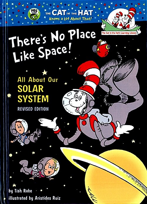 Theres No Place Like Space: All about Our Solar System (Hardcover)