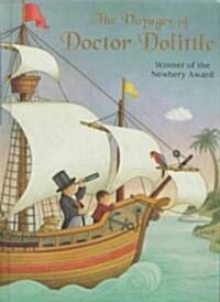 The Voyages of Doctor Dolittle (Hardcover)