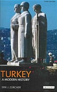 Turkey : A Modern History (Paperback, 3 Rev ed)