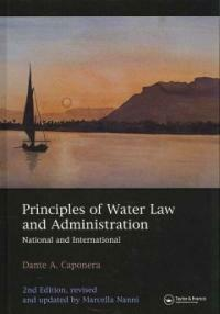 Principles of water law and administration 2nd ed. / rev. and updated by Marcella Nanni