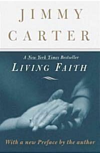 [중고] Living Faith (Paperback, 1st)