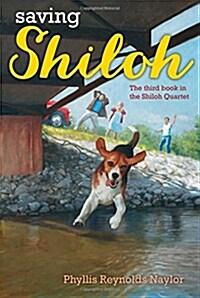 Saving Shiloh (Paperback)