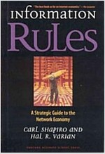 Information Rules: A Strategic Guide to the Network Economy (Hardcover)