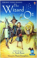 The Wizard of Oz (Paperback + Audio CD 1장)