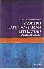 Modern Latin American Literature (Paperback)