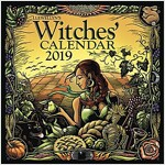 Llewellyn's 2019 Witches' Calendar (Wall)