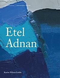 Etel Adnan (Hardcover)