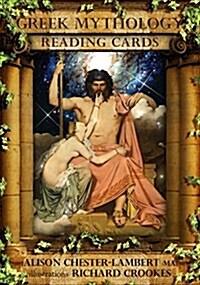 Greek Mythology Reading Cards (Package)