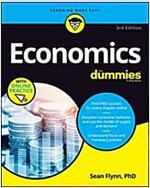 Economics for Dummies, 3rd Edition (Paperback, 3)