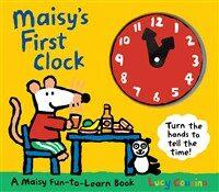 Maisy's First Clock (Board Book)