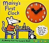 Maisys First Clock (Board Book)