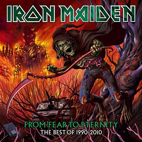 Iron Maiden - From Fear To Eternity The Best Of 1990-2010 [2 for 1]