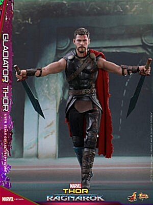 [Hot Toys] 토르 : 라그나로크 글래디에이터 (일반 버전) MMS444  1/6th scale Gladiator Thor Collectible Figure