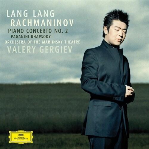 [수입] 라흐마니노프 : 피아노 협주곡 2번, 파가니니 랩소디 Op.43 [180g 2LP]