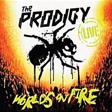 [수입] The Prodigy - Live Worlds On Fire [CD+DVD Deluxe Edition]