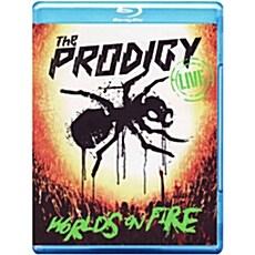 [수입] The Prodigy - Live Worlds On Fire [CD+Bly-ray Deluxe Edition]