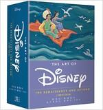 THE ART OF Disney 디즈니 르네상스 포스트카드 컬렉션 100 : 디즈니 명작 아트 엽서북