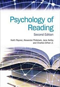 Psychology of Reading : 2nd Edition (Hardcover)