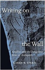 Writing on the Wall: Graffiti and the Forgotten Jews of Antiquity (Hardcover)