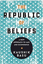The Republic of Beliefs: A New Approach to Law and Economics (Hardcover)