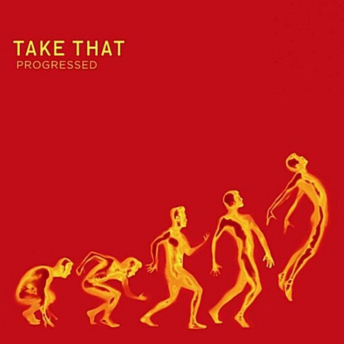 Take That - Progress [2CD Deluxe Edition]