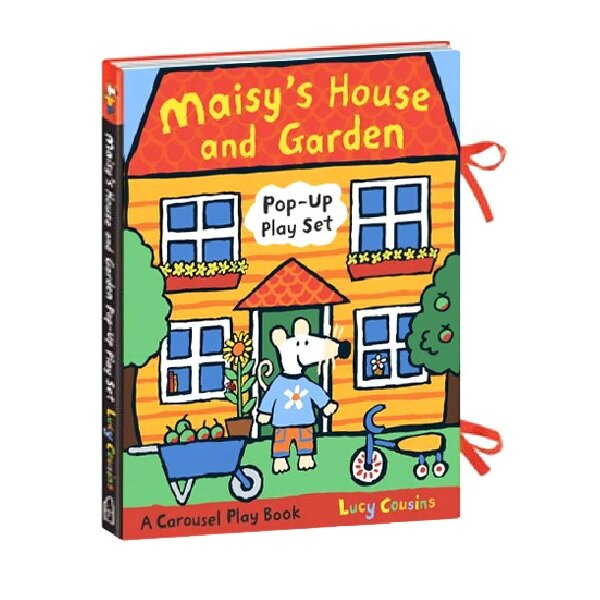 Maisys House and Garden : A Maisy Pop-up-and-Play Book