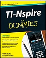 TI-Nspire for Dummies (Paperback, 2)