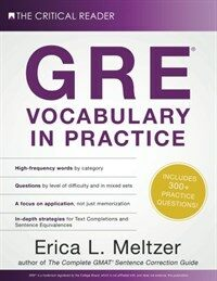 GRE Vocabulary in Practice (Paperback)