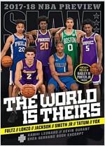 Slam (월간 미국판): 2017년 11월호