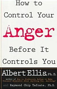 How to Control Your Anger Befo (Paperback)